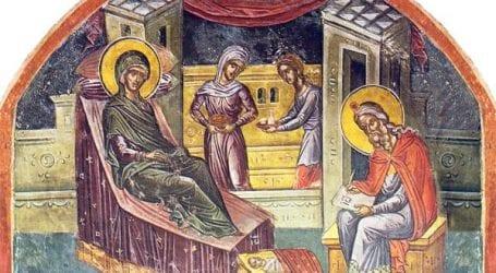 Το Γενέθλιο του Τιμίου Προδρόμου στην Ιερά Μητρόπολη Δημητριάδος