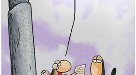 Το σκίτσο του Αρκά για το διάγγελμα Τσίπρα και την Ιθάκη