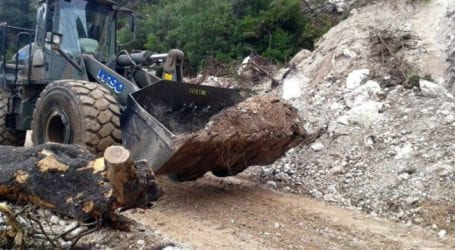 Καταγράφουν τις ζημιές στον Δήμο Πύλης από τον σεισμό