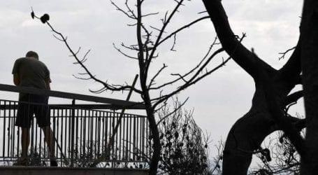 Κατάσχεσαν επίδομα πυρόπληκτου λόγω οφειλών ΕΝΦΙΑ για το καμένο σπίτι του