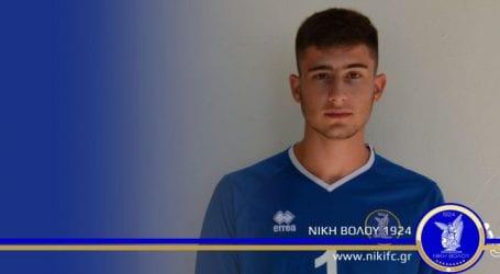 Κι επίσημα παίκτης της Νίκης ο Κώστας Παπαδόπουλος