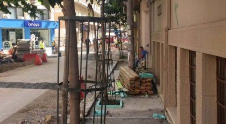 Kυκλοφοριακές αλλαγές στο κέντρο της Λάρισας