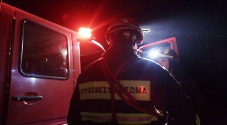 Χωρίς ενεργό μέτωπο η φωτιά στις Ροβιές Ευβοίας