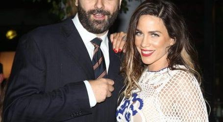 Η Κατερίνα Στικούδη και ο Βαγγέλης Σερίφης παντρεύτηκαν: Αυτή είναι η πρώτη φωτογραφία από τον γάμο τους
