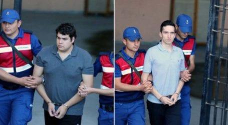 Με πρωτοβουλία Λαρισαίου παρέμβαση ομάδας δικηγόρων για τους δύο Έλληνες στρατιωτικούς