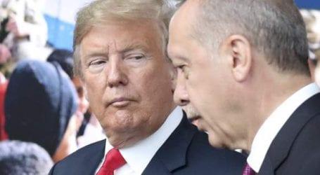 Χαστούκι Τραμπ στον Ερντογάν -Προχωράει σε διπλασιασμό των δασμών