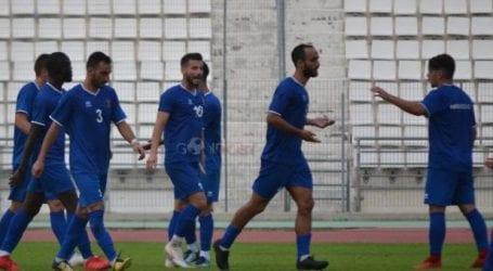 Χωρίς τέσσερις η Νίκη κόντρα στον Μακεδονικό