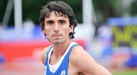 Ο 36χρονος Δημήτρης Τσιάμης κατέκτησε το χάλκινο μετάλλιο στον τελικό του τριπλούν!