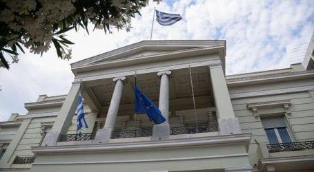 Το υπουργείο Εξωτερικών αποχαιρετά τον Κόφι Ανάν