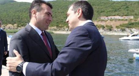 Ζάεφ: Τα 10 σημεία της Συμφωνίας των Πρεσπών υπέρ της «Βόρειας Μακεδονίας»