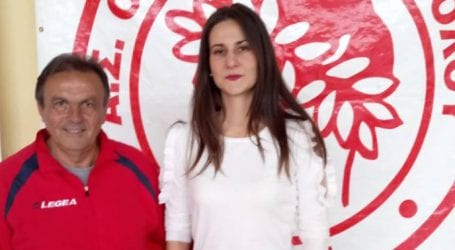 Η Εύη Χαβαλέ ενισχύει την γυναικεία ομάδα μπάσκετ του Ολυμπιακού Βόλου