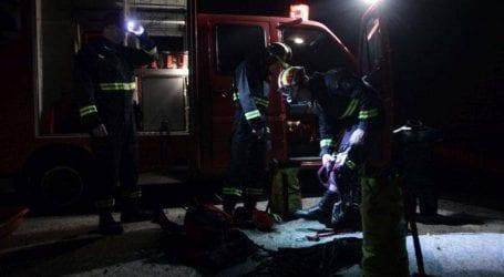 Φωτιά τη νύχτα στο κτίριο του ΚΕΘΕΑ στη Σίνδο