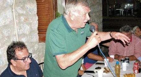 Φιλική βραδιά στο ΚΑΠΗ Νίκαιας