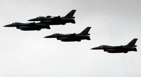 Είκοσι τουρκικά μαχητικά προχώρησαν σε 41 παραβιάσεις στο Αιγαίο