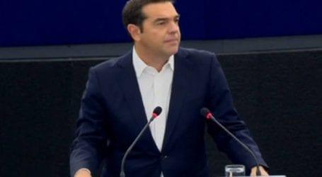 Η ομιλία του Αλέξη Τσίπρα στο Ευρωπαϊκό Κοινοβούλιο