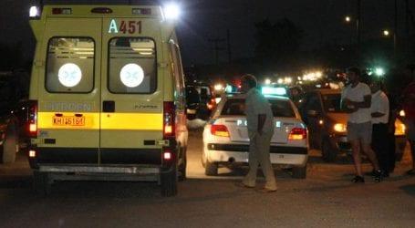 Στο νοσοκομείο δυο άτομα έπειτα από επίθεση στη Θεσσαλονίκη