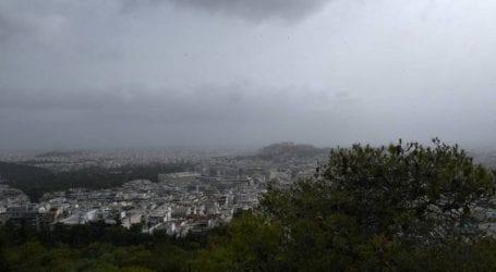 Βροχές σαρώνουν την Αττική, πότε φτιάχνει ο καιρός