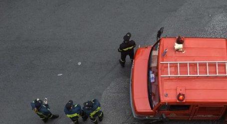 Φωτιά σε διαμέρισμα στην Άνω Πόλη Θεσσαλονίκης