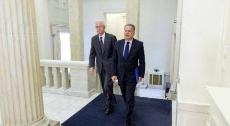 Αποχώρησε ο Κουμουτσάκος από το Εθνικό Συμβούλιο Εξωτερικής Πολιτικής