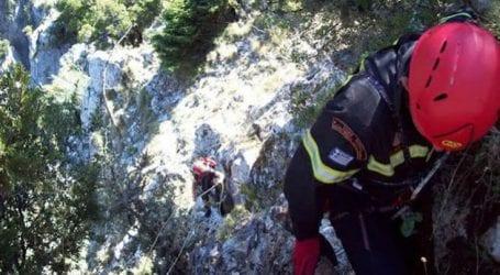 Εντοπίστηκε ο τραυματισμένος άνδρας που αναζητούνταν στο Άγιο Όρος