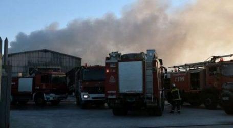 Τέσσερα ενεργά πύρινα μέτωπα και 30 Πυροσβέστες στην Κεφαλονιά