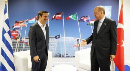 Η ατζέντα για τη σημερινή συνάντηση Τσίπρα με Ερντογάν
