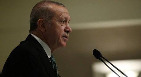 Τη λήψη νέων μέτρων για τη στήριξη της λίρας προανήγγειλε ο Ερντογάν