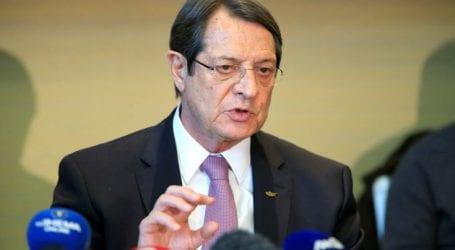 Στην Αθήνα ο Αναστασιάδης για συνάντηση με τον Αλέξη Τσίπρα
