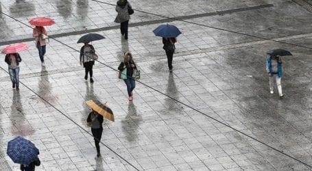 Αλλάζει ο καιρός με βροχές και θυελλώδεις ανέμους σήμερα