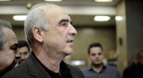Επικεφαλής στο ευρωψηφοδέλτιο της ΝΔ ο Μεϊμαράκης