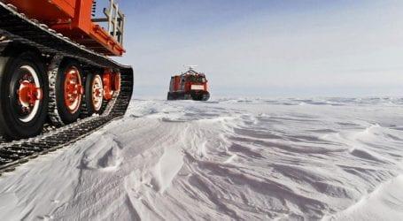 Το 2021 αναχωρεί η επιστημονική ομάδα για την αναζήτηση των πυρήνων πάγου στην Ανταρκτική