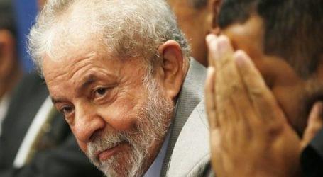 Το Κόμμα των Εργαζομένων (PT) στο πλευρό του Λούλα για τις προεδρικές εκλογές