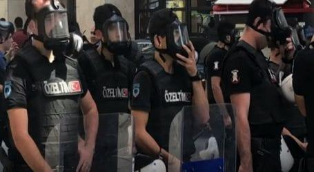 H Αστυνομία εμπόδισε τη σημερινή συγκέντρωση των «Μητέρων του Σαββάτου» στην Κωνσταντινούπολη