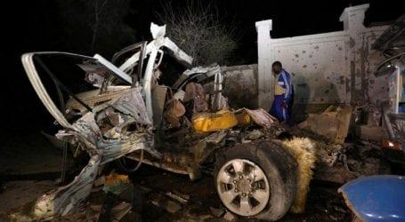 Θανατηφόρα επίθεση της Αλ Σαμπάαμπ με παγιδευμένο αυτοκίνητο στο Μογκαντίσου