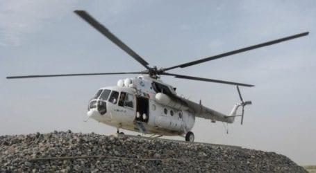 12 νεκροί στη συντριβή μεταγωγικού στρατιωτικού ελικοπτέρου