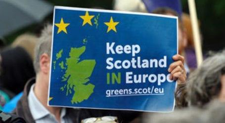 Η αποχώρηση του Ηνωμένου Βασιλείου από την ΕΕ μεταστρέφει την κοινή γνώμη στη Σκοτία υπέρ της ανεξαρτησίας