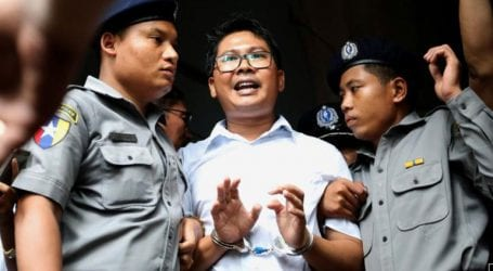 Επτά χρόνια φυλάκιση για δημοσιογράφους του Reuters