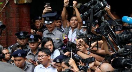 Την άμεση απελευθέρωση των δημοσιογράφων του Reuters ζητούν οι Βρυξέλλες
