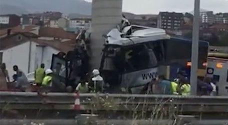 Ισπανία: Δυστύχημα με λεωφορείο – Πέντε νεκροί