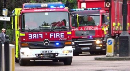 Συναγερμός στο Λονδίνο από φωτιά σε δημοτικό σχολείο