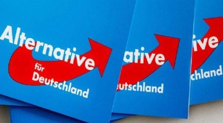 Δεύτερο σε δημοσκόπηση το κόμμα Εναλλακτική για την Γερμανία