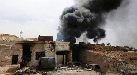 Τουλάχιστον 13 άμαχοι νεκροί από ρωσικούς βομβαρδισμούς στην Ιντλίμπ