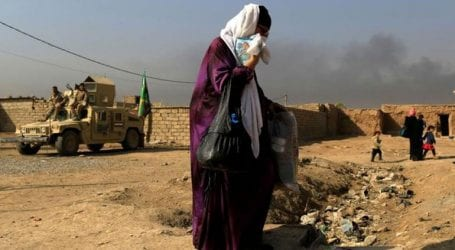 Σχεδόν 4 εκατ. Ιρακινοί που εκτοπίστηκαν από το ΙSIS επέστρεψαν στα σπίτια τους