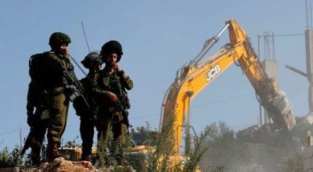 Εγκρίθηκε η κατεδάφιση ενός χωριού Βεδουίνων στη Δυτική Όχθη