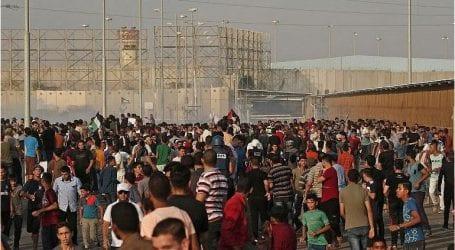 Έκλεισε το μοναδικό συνοριακό πέρασμα στη Γάζα