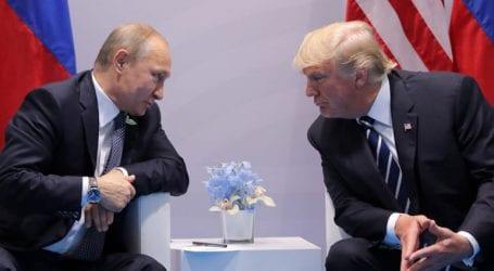 Δεν υπάρχει καμία προεργασία για μια μελλοντική συνάντηση Πούτιν -Τραμπ