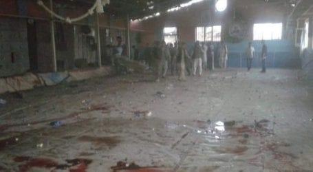 Αφγανιστάν: Διπλή επίθεση στην Καμπούλ