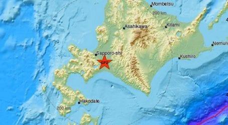 Ισχυρός σεισμός μεγέθους 6,7R στο Χοκάιντο της Ιαπωνίας
