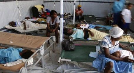 Τουλάχιστον 14 νεκροί από επιδημία χολέρας στη βορειοανατολική Νιγηρία
