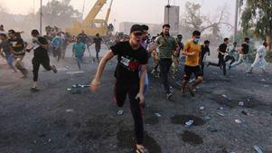 Νέος θάνατος διαδηλωτή στη Βασόρα